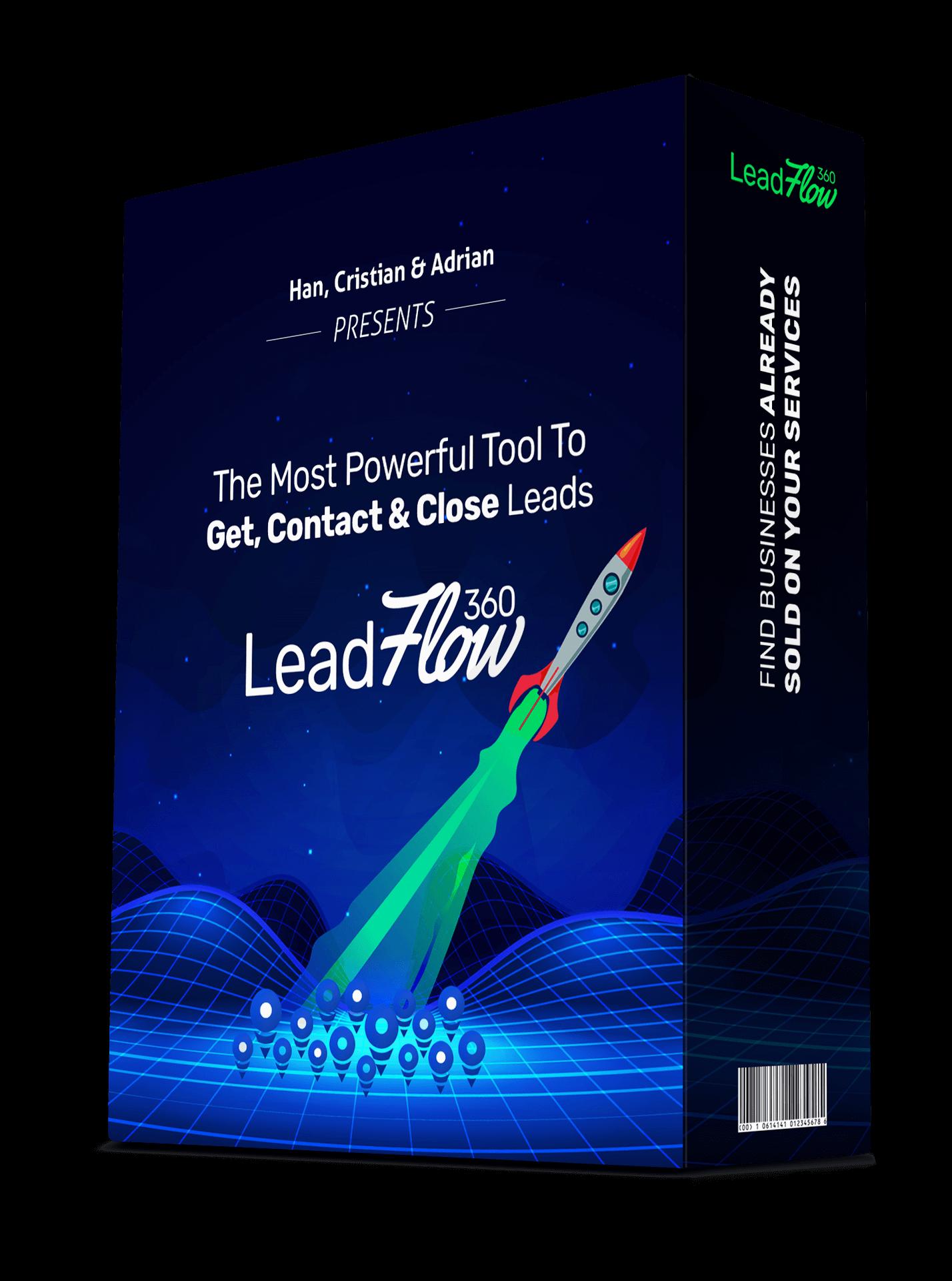 LeadFlow360-Review-Logo