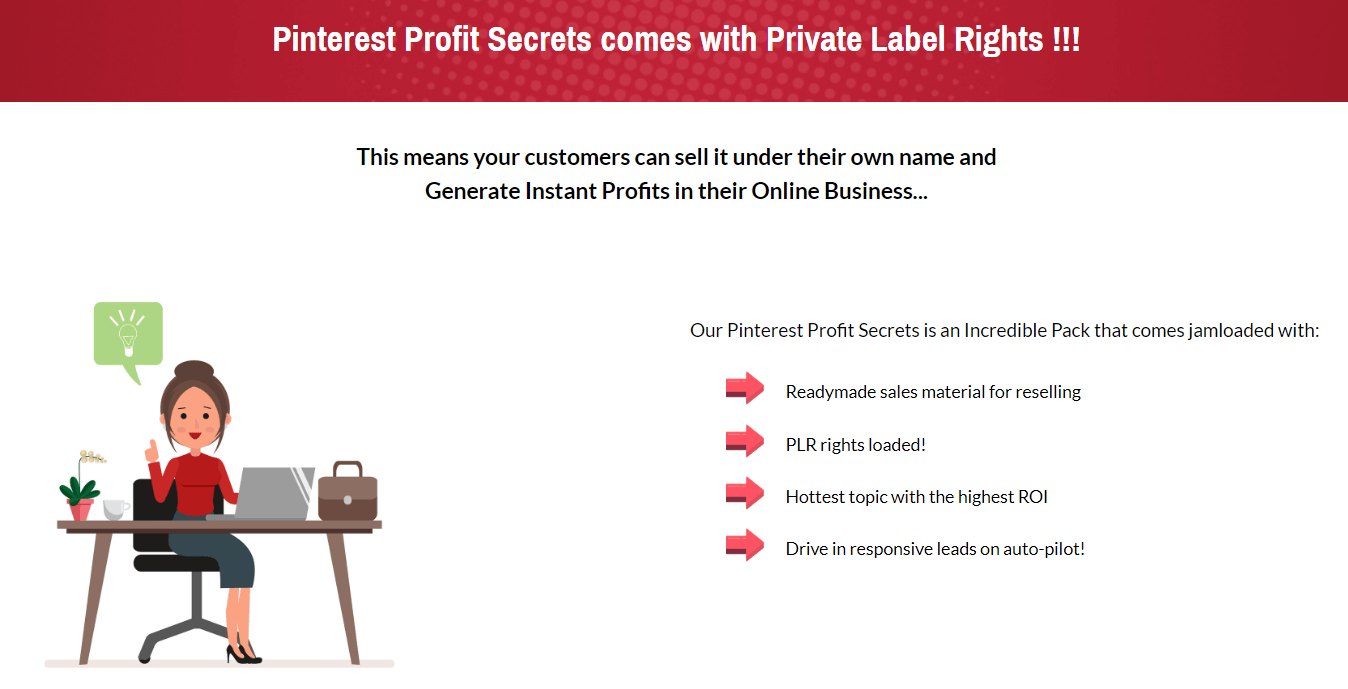 Pinterest Profit Secrets Review