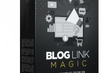 Blog Link Magic Review – Automate Your Commissions!