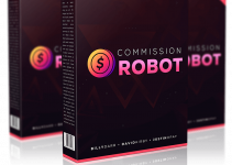 Commission Robot Review – How To Get As Much Targeted Traffic As You Want – Step By Step!