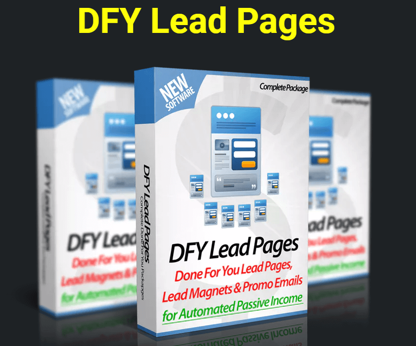 DFY-Lead-Pages-Review