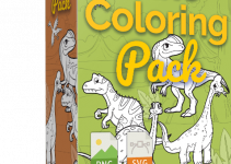 Dino-Coloring-Pack-Review