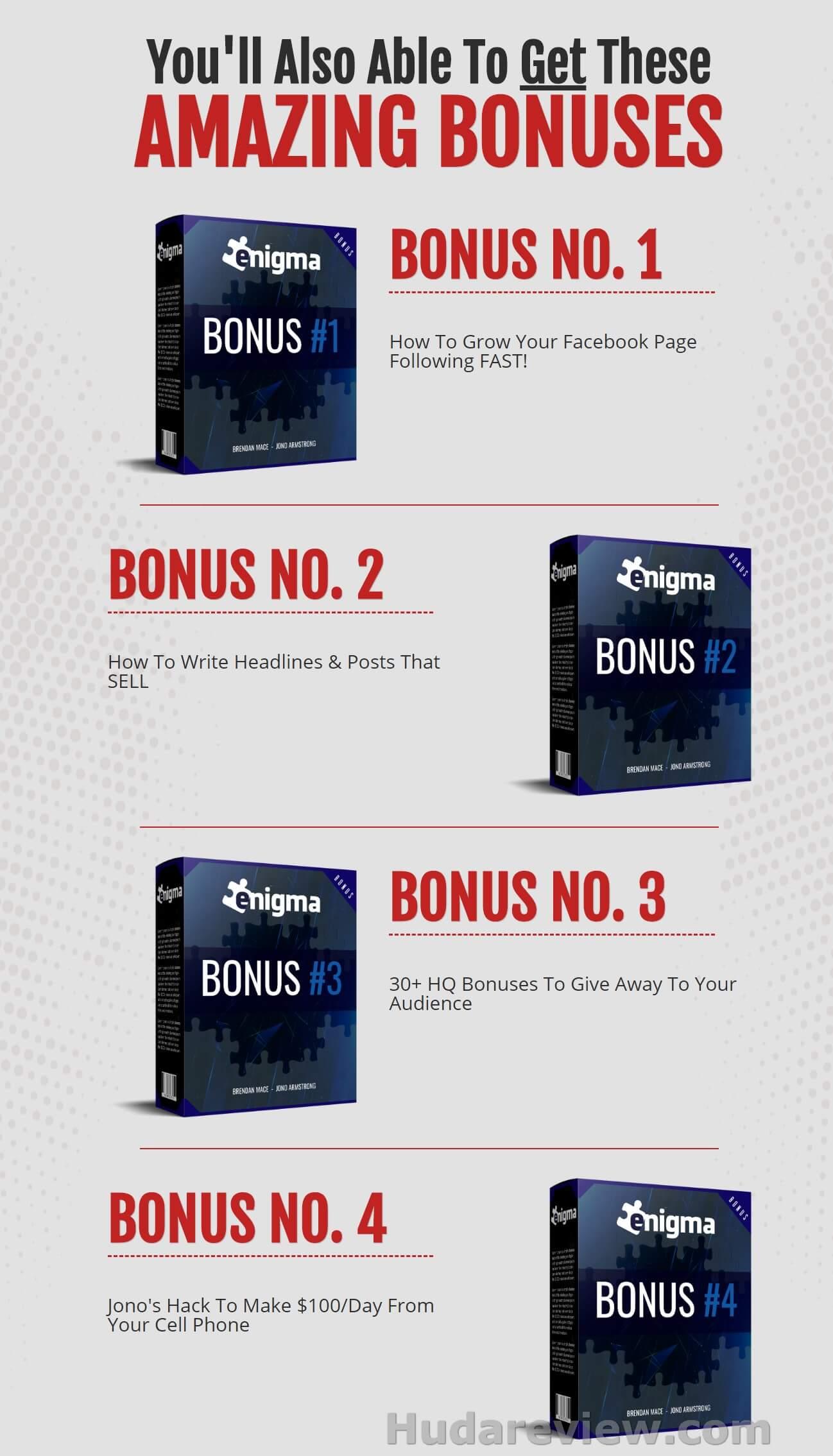 Enigma-Review-Bonuses