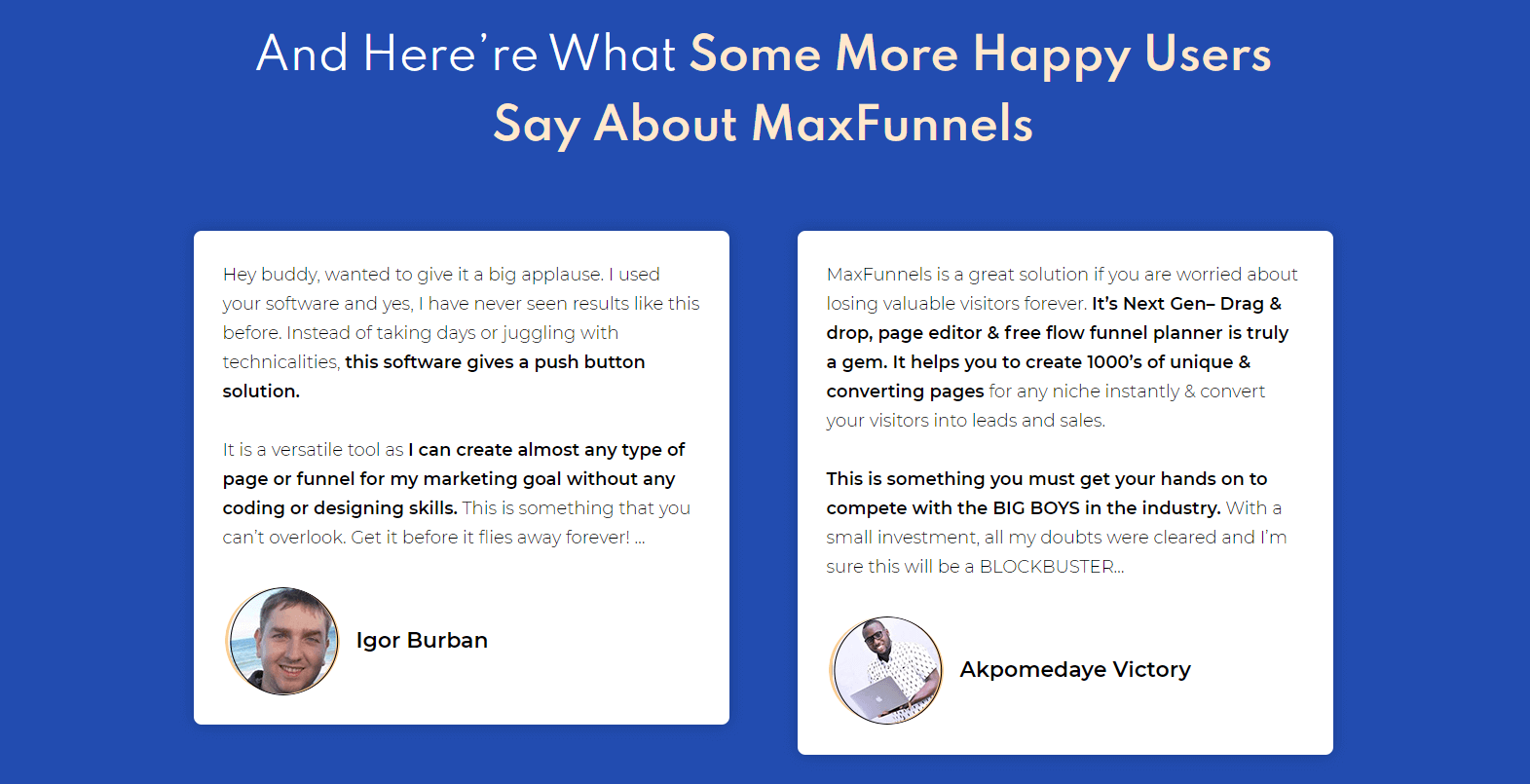 MaxFunnel-2-Comment-2
