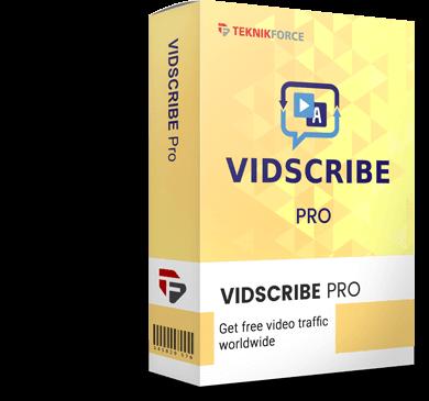VIDCRIBE-AI-Review-OTO1