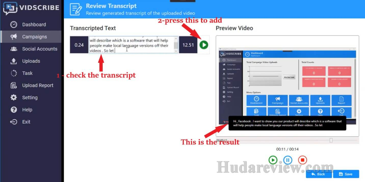 VidScribe-AI-Review-Step-1-9