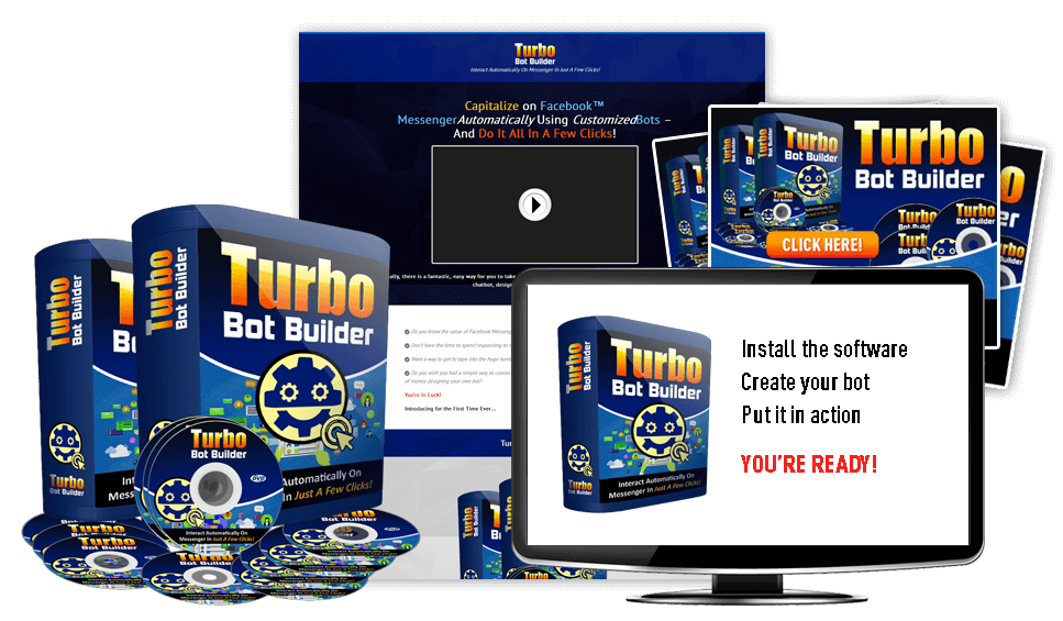 13. Turbo Bot Builder