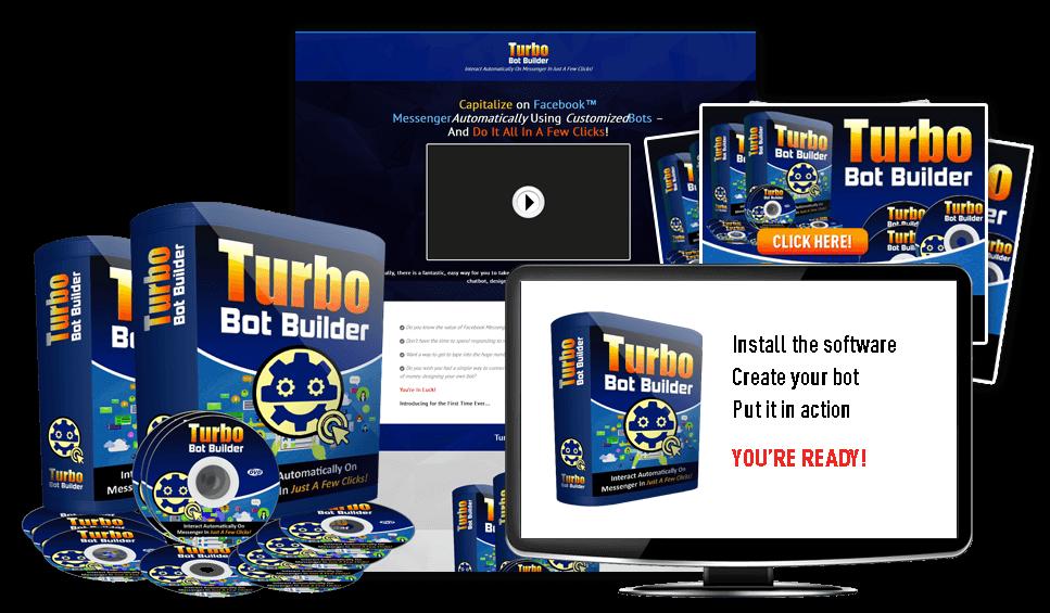 13. Turbo Bot Builder
