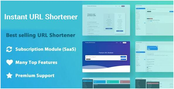 19. Instant URL Shortener