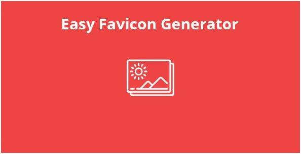 26. Easy Favicon Generator