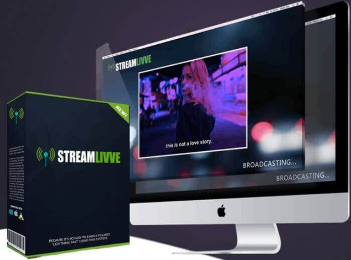 3. Streamlivve