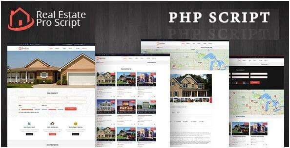 40. Real Estate Pro Script