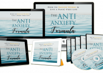 [PLR] Anti-Anxiety Formula Review – From A To Z Guidance How To Overcome Anxiety And Make Money From That