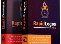 RapidLogosPRO Review – Create Your Own Logo In A Blink Of Eye