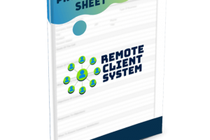 Remote-Client-System-Review-Logo