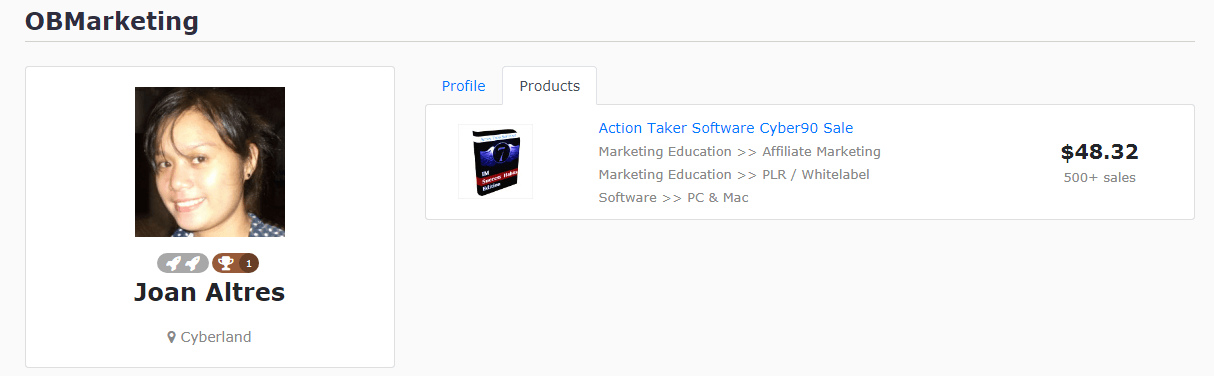 Action-Taker-Software-History