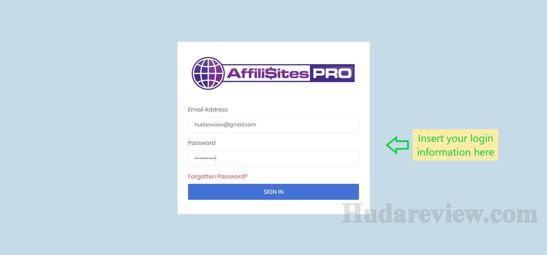 AffiliSites-PRO-Step-1