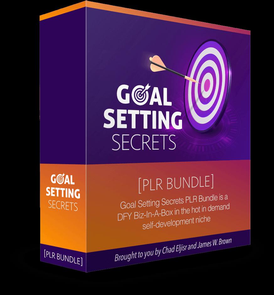 Goal-Setting-Secrets-PLR-Logo
