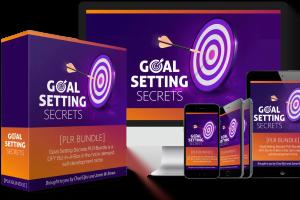 Goal-Setting-Secrets-PLR-Review