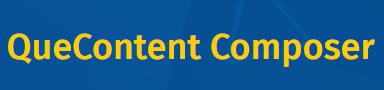 QueContent-Composer-Logo
