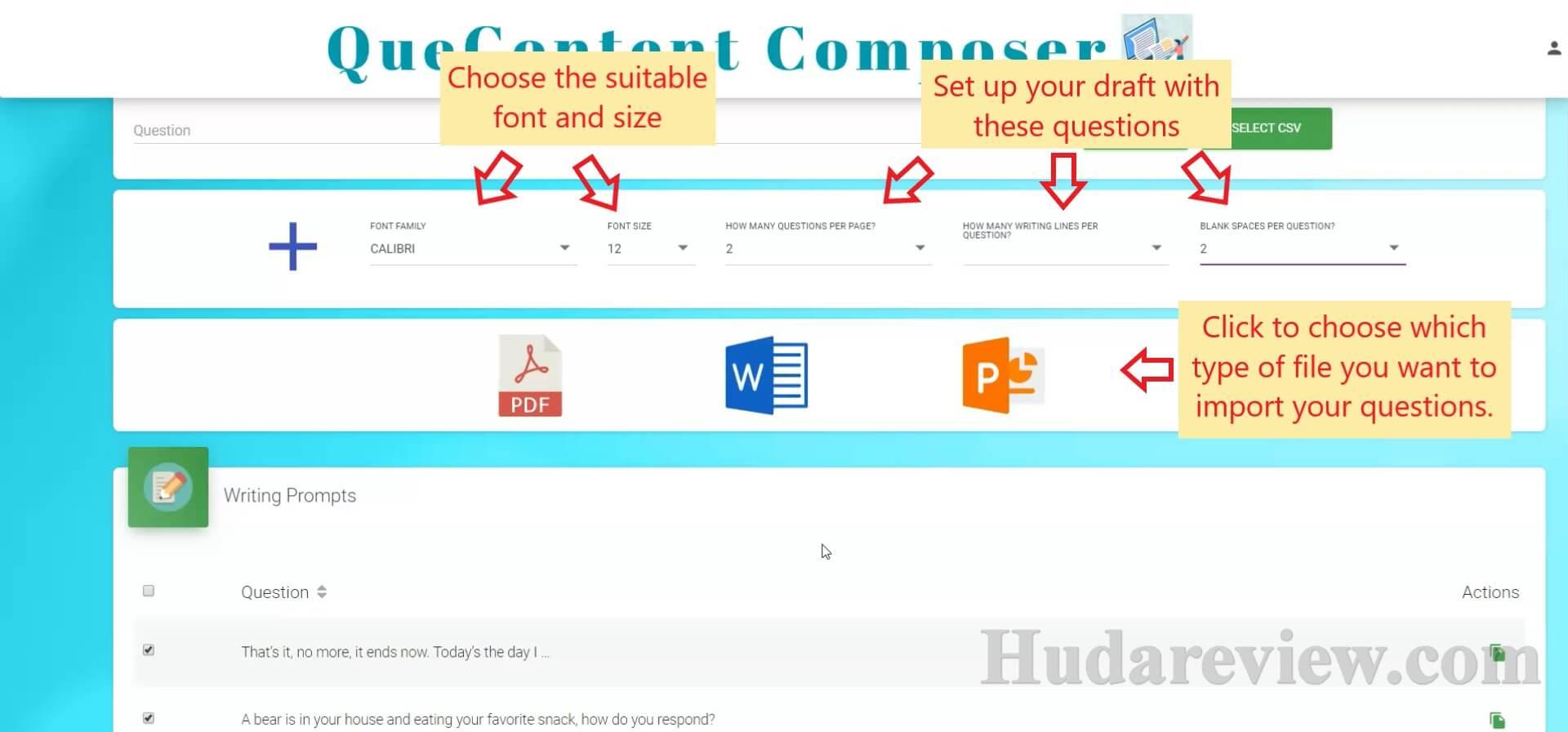 QueContent-Composer-Step-3-3