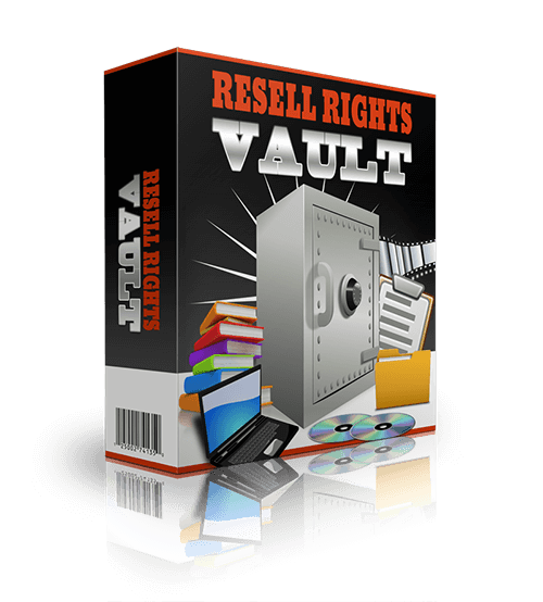 Resell-Rights-Vault-Logo