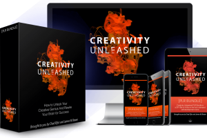 Creativity-Unleashed-PLR-Bundle-Review