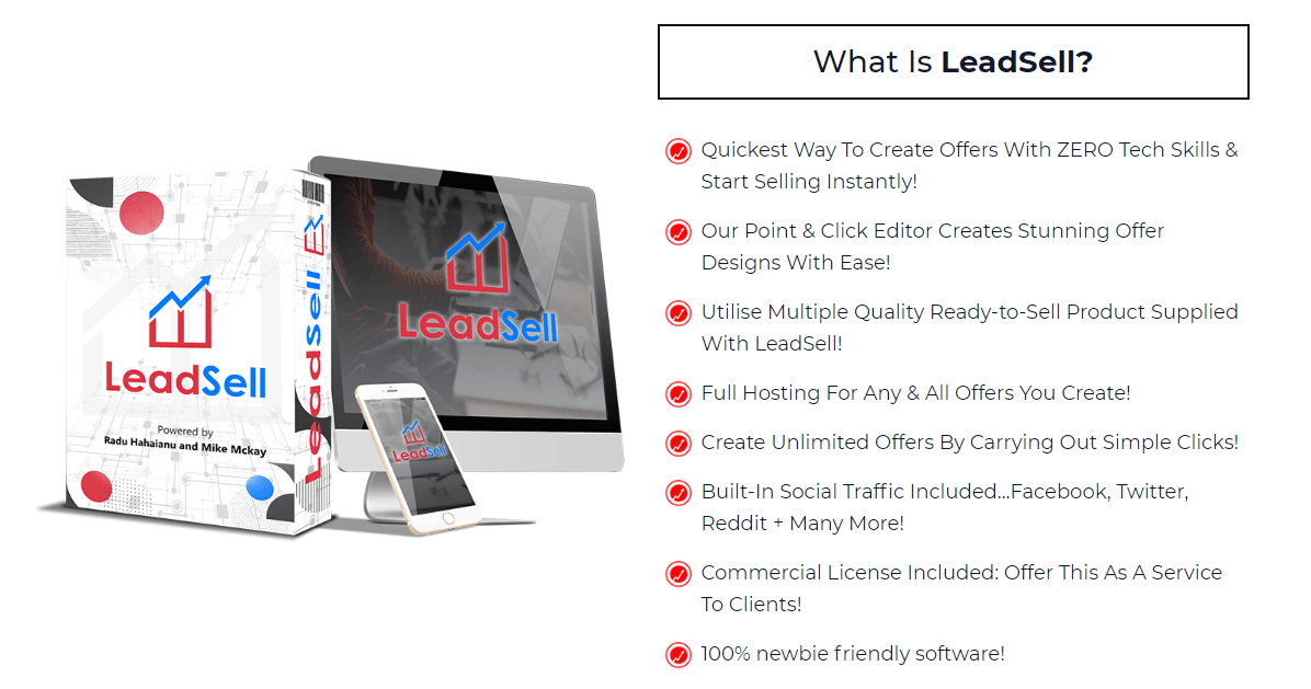 Leadsell-Review