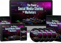 [PLR] The Power of Social Media Stories Marketers Review – Ready To Touch Into An Evergreen Topic