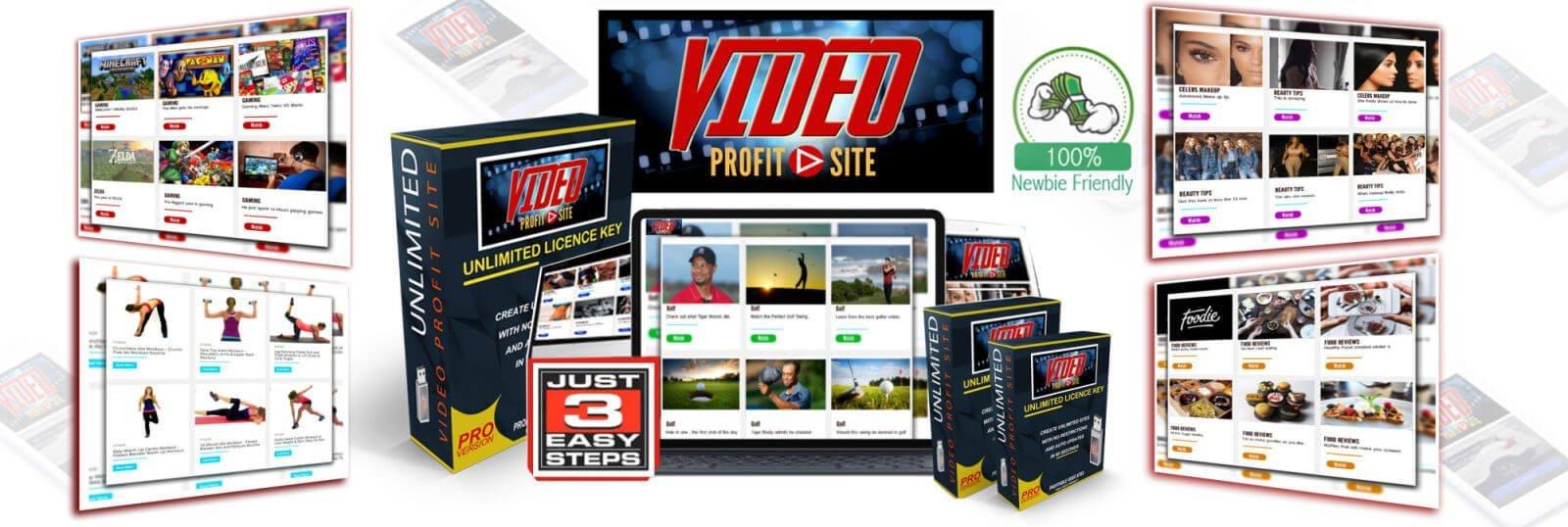Video-Profit-Site-Review