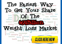 Weight Loss For Women Affiliate List Building Pack Review – Give Your New Year's Resolution A Make-Over