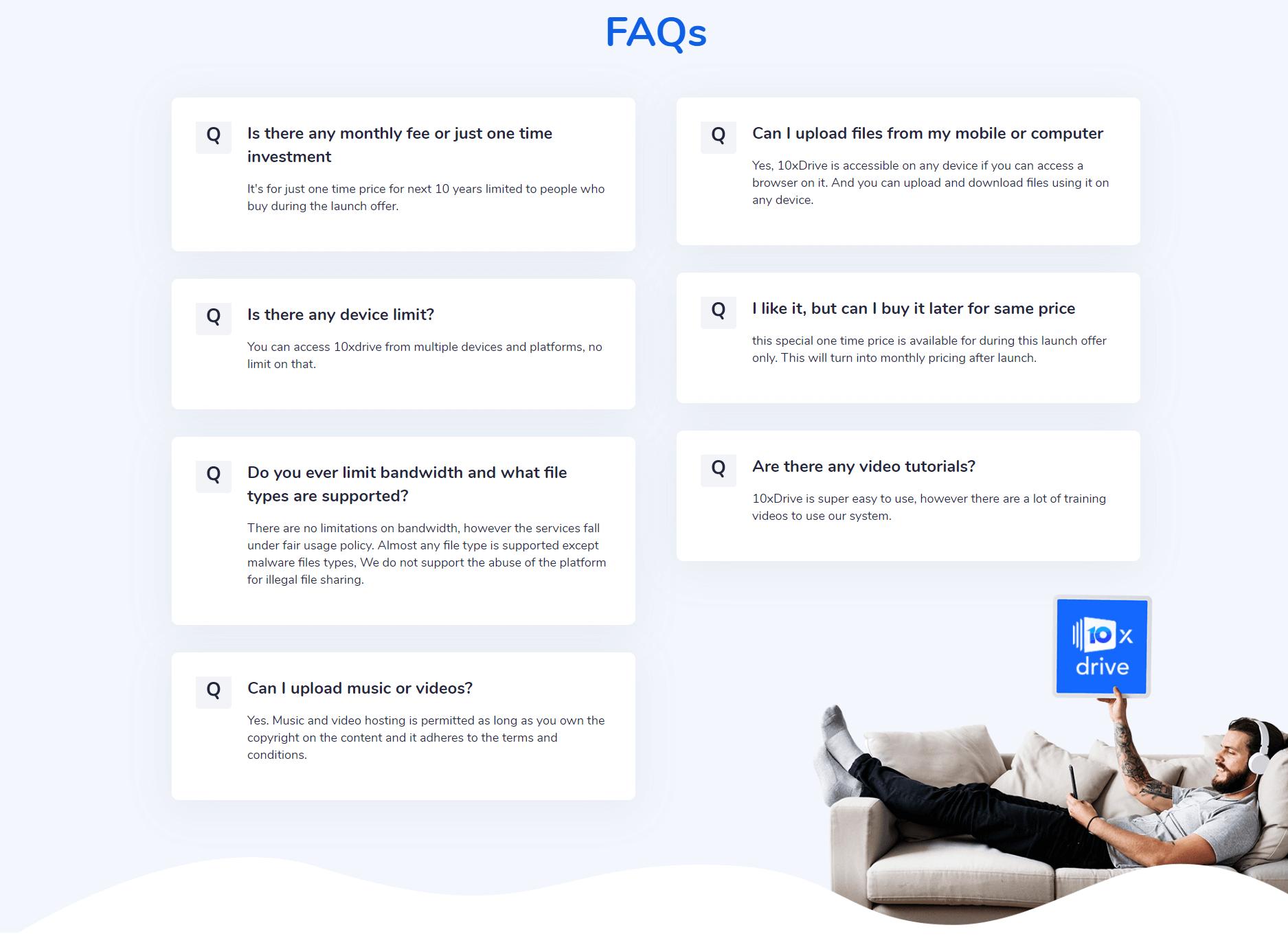 10xDrive-Review-QA