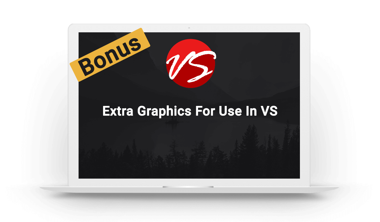 6. Extra Graphics For Use In VS