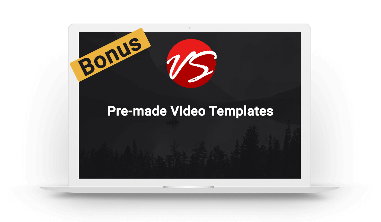 7. Pre-made Video Templates