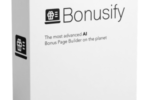 Bonusify Review – Boost Your Sales By Creating Bonus Pages