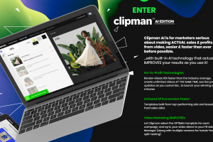 Clipman AI Review – Creating Irresistible Video Ads By This Versatile Tool
