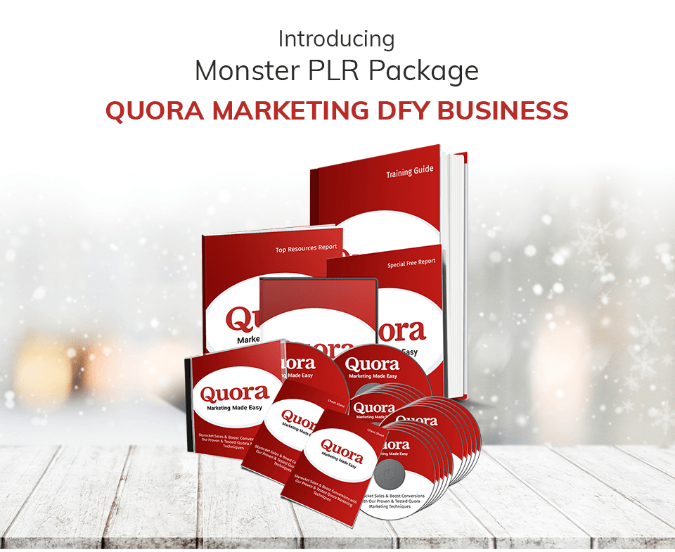 PLR-Quora-Marketing-DFY-Business-Review