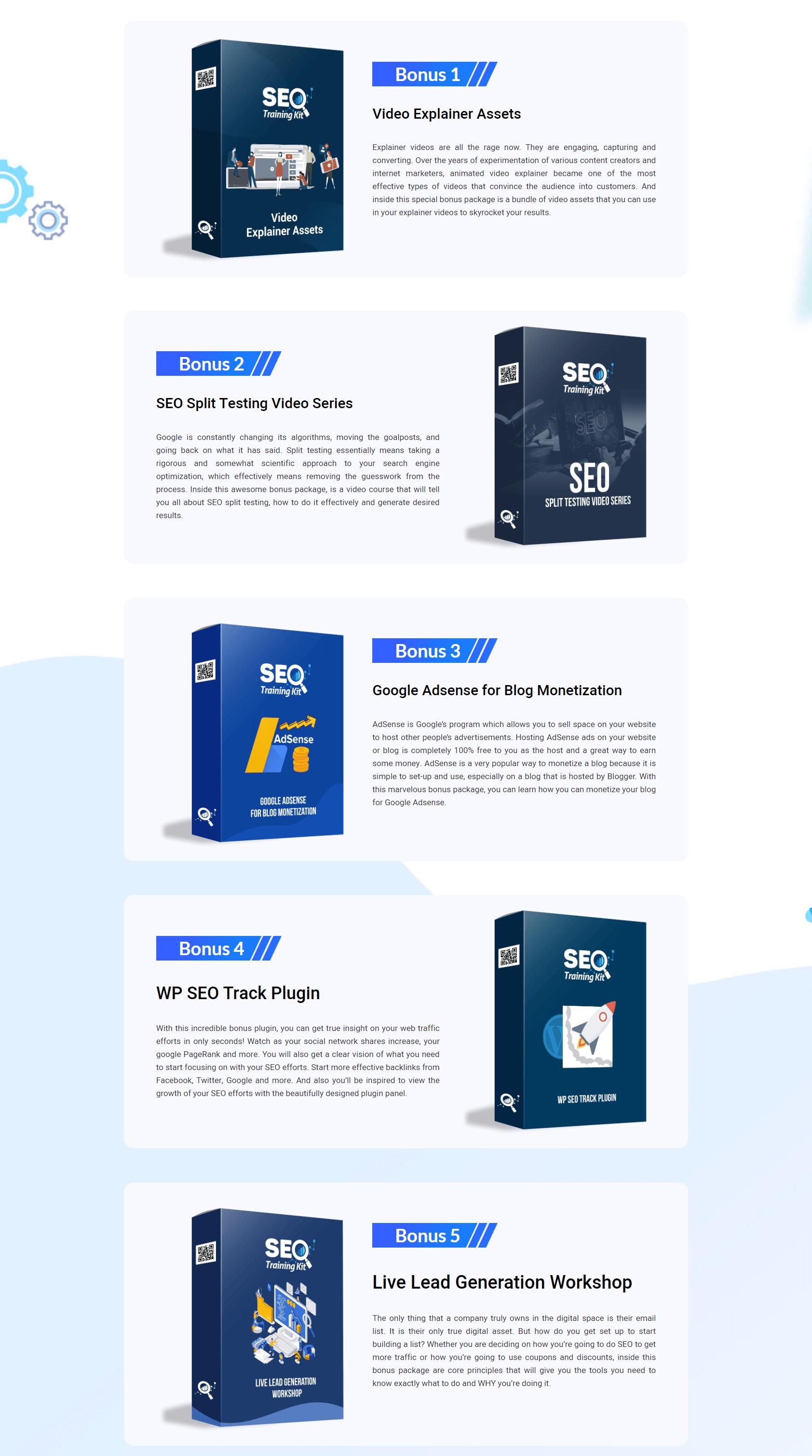 SEO-Training-Kit-Bonuses