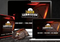 24 Hour Commission Academy Review – Grow A targeted bot list using a combination of FREE and Paid traffic methods