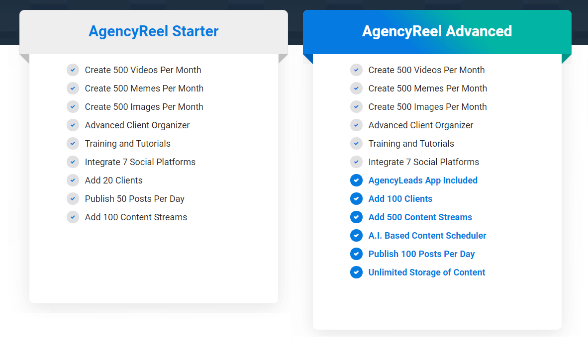 AgencyReel-Review-Price