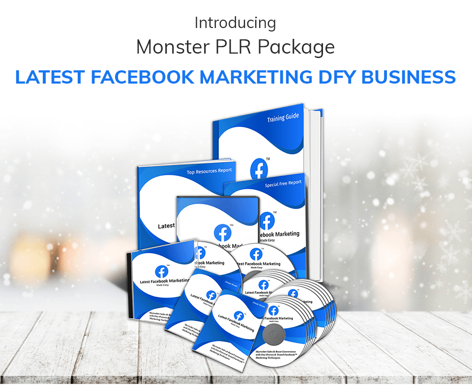 Latest-Facebook-Marketing-DFY-Business-PLR-Review
