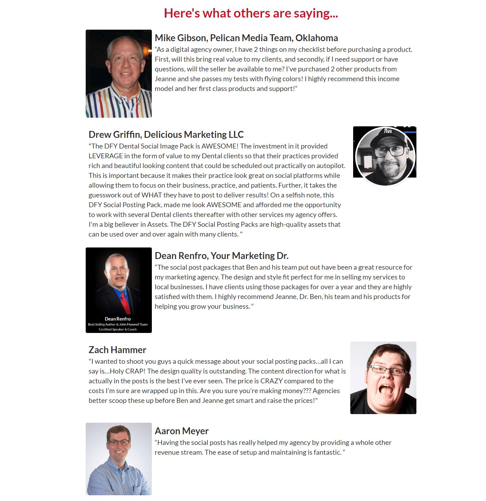 Micro-Service-Empire-Dental-Edition-Comments