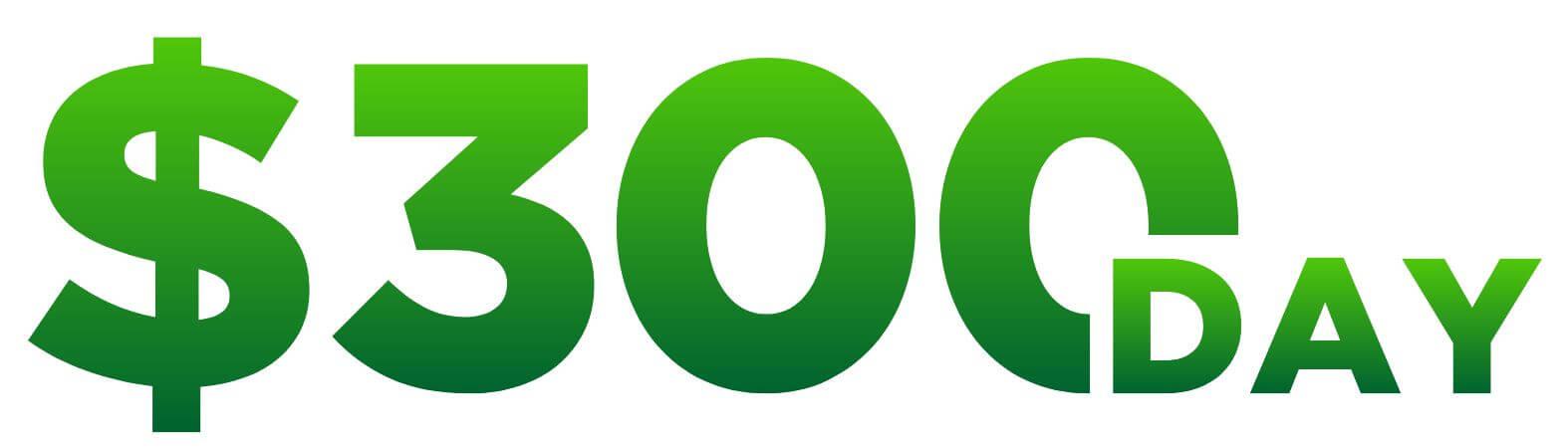 300-Dollar-Day-Logo
