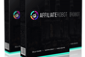 Affiliate Robot Review – One Click Affiliate Robot Traffic