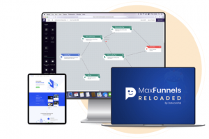MaxFunnels Reloaded Review – Produce World-Class Sales Funnel And Pages By Yourself