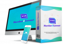 MemberZ Connect Review – 100% Newbie Friendly System