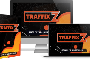 TraffixZ Review – Passive Income From 100% Free Traffic