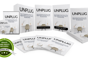 Unplug Review – If You Are Looking For A High-Quality PLR Package, Check This!