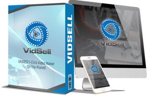 VidSell Review – The Easiest One-Click Video Maker On The Planet