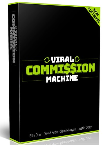Viral-Commission-Machine